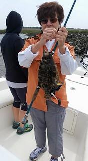 flounder fishing Amelia Island