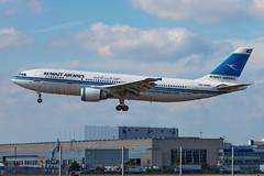 Kuwait Airways Airbus A300B4-605R (Rami Khanna-Prade) Tags: airport airbus msn lhr aroport londonheathrow wara egll 719 a300600 airbusindustrie a300b4605r airbusa300b4605r 9kamd londresheathrow fwwab