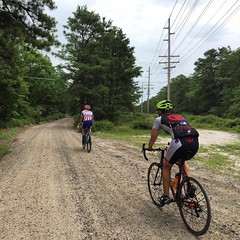 Lots of awesome today.  #weavercycleworks #custombicycles #gravelroads #roadslikethese
