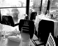 Assenza (elda.papa) Tags: sedie ristorante tavoli giacche