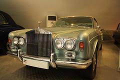 Rolls Royce (blondinrikard) Tags: travel iran tehran teheran saadabad 2015 thesaadabadpalace