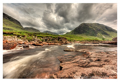 """Glen Etive above the Falls • <a style=""""font-size:0.8em;"""" href=""""http://www.flickr.com/photos/40272831@N07/19283041666/"""" target=""""_blank"""">View on Flickr</a>"""