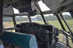 Photo of Super Guppy F-BTGV Cockpit