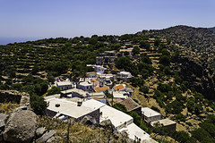 Emporeio Village, Nissyros (Paul E. Dyer) Tags: travel summer holiday building history tourism buildings outdoors island greek volcano islands nikon holidays outdoor traditional aegean greece crater geography 1855mm volcanic active dormant 2015 dodecanese leasure f3556 nissyros nikor d3200 emporeio dodecaneseislands 180550mmf3556vr emporeiovillage