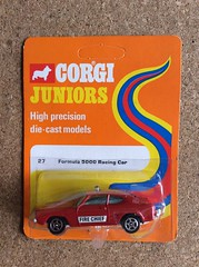 Corgi Juniors Whizz Wheels No. 56 - Ford Capri - Fire Chief Car - All Red - Mettoy Playcraft - Made in GB 1973 - Miniature Scale Model Die Cast Metal Emergency Services Vehicle (firehouse.ie) Tags: red ford scale car metal fire one capri miniature corgi model die all fb no chief wheels made cast gb vehicle juniors patch emergency feuerwehr bomberos department 1973 appliance services 56 apparatus brandweer brigade fd manufacturer whizz mettoy playcraft