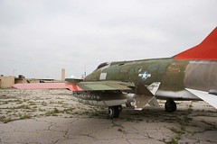 "QF-100D Super Sabre 9 • <a style=""font-size:0.8em;"" href=""http://www.flickr.com/photos/81723459@N04/19606298950/"" target=""_blank"">View on Flickr</a>"