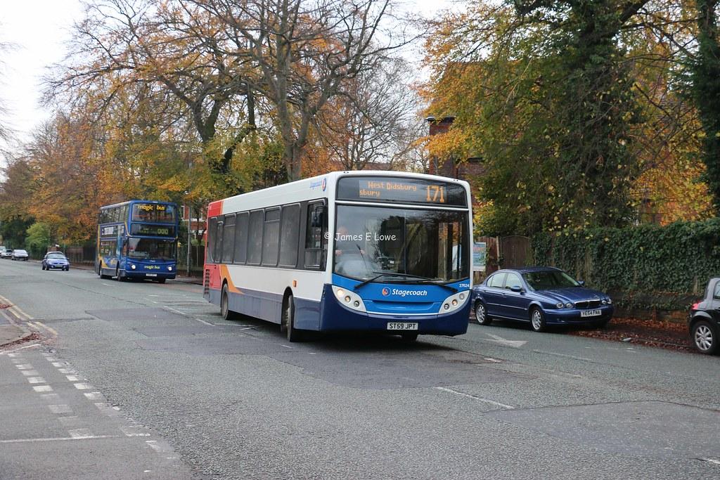27624 (ST59 JPT) - Barlow Moor Road, Manchester (didsbury_villager) Tags: