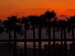Sunset, Tel Aviv!