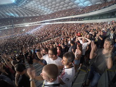 AC/DC infront of 70.000 fans!