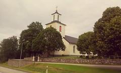 Gällstads och Södra Säms kyrka (Ulricehamns kommun) Tags: church kyrka ulricehamn kyrktorn gällstad