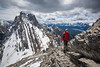 Mt. Hood Ridge (Darren Umbsaar) Tags: mountains mount hood kananaskis rockies alberta