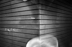 Cornerstones (ale2000) Tags: lomography earlygrey olympus xa2 bleach bleached bw blackandwhite black white bianco nero bn bianconero chemical xperiment experiment esperimento sperimentale biancoenero corrupted bloated rotted rotting corner angolo angle cornerstone