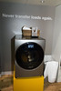 CES (2017)-Whirlpool - washer and dryer (Swallia23) Tags: ces2017 lasvegas nv conventioncenter sandsexpo venetian whirlpool combination washer dryer