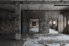 Abandoned factory (Marcus Verte) Tags: room destroy abandoned urban stalker graffity factory