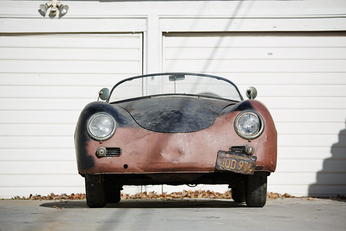 Porsche 356 Super Speedster A