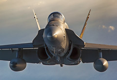 McDonnell Douglas F/A-18A+ Hornet (Mark Rourke) Tags:
