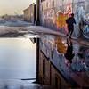 Asbury Casino (Dalliance with Light (Andy Farmer)) Tags: mural casino decay boardwalk asburypark nj reflections wallart abandoned runner shore newjersey unitedstates us