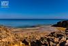 Latidos en la noche (Andres Breijo http://andresbreijo.com) Tags: noche nocturna playa beach agua water rocas rocks formentera isla island baleares balearic españa spain