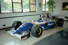 Damon Hill's 1994 Williams-Renault FW16B - Williams Grand Prix Collection, October 1996 (Dave_Johnson) Tags: rothmans elf damonhill fw16 fw16b williams renault frankwilliams williamsf1 williamsgrandprixengineering williamsheritagecollection williamsgrandprixcollection formula1 formulaone f1 grandprix museum collection grove wantage car racingcar automobile