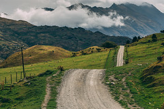 Lonely Roads (stefannik) Tags: green road roads nature landscape awesome adventure travel fun nikon beautiful grass mountain drive