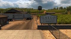 Gallo Winnery (Pumizo TIR) Tags: gallo wine ats american truck simulator
