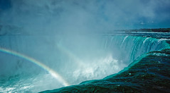 Falls Edge (limebluphotography) Tags: canada falls waterfall water nature landscape weather mist foam roar beauty color rainbows double power sky earth travel tour wonder vacation honeymoon married casino view amazing barrel limeblu photography studioblu outoftheblu tourism ontario explore passion 500px adventure