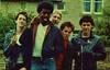 1978/79 punk days (huddsfilm1) Tags: punk pistols skinhead subculture ska leather jacket harrington hair affro sid docs culture youths teenages clash seditionaries street picture oldphotopicture black white punkrocker denim 1977