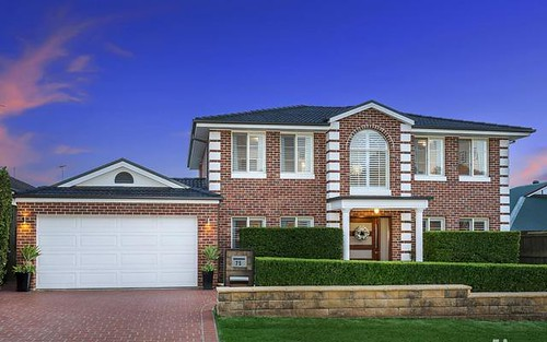 75 Patya Circuit, Kellyville NSW 2155