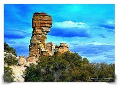"""Hoodoo"" (""SnapDecisions"" photography) Tags: hoodoo mtlemmon tucson arizona rock formation nikon hirschfeld d800"