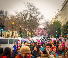 2017.01.21 Women's March Washington, DC USA 00097