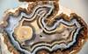 Agate (Adrasman City, Tajikistan) (James St. John) Tags: geode geodes agate chalcedony quartz adrasman city tajikistan