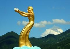 Aphrodite (libra1054) Tags: aphrodite afrodita afrodite göttin goddess dea diosa déesse deusa gold oro ouro or schwangau oberbayern royalcrystalspaschwangau germany deutschland