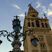 Cathedral tower, Seville, Spain