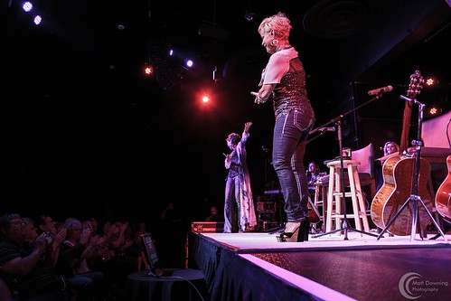 Pam Tillis & Lorrie Morgan - June 6, 2015 - Hard Rock Hotel & Casino Sioux City