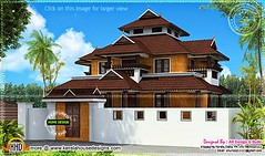 Laterite stone residence with padippura (decorationone) Tags: stone residence laterite padippura
