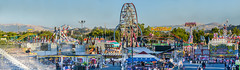 long summer days at the fair (pbo31) Tags: california carnival blue summer panorama color june america fairgrounds nikon ride spin over large panoramic motionblur spinning butler bayarea rides eastbay midway stitched pleasanton alamedacounty alamedacountyfair d800 2015 boury pbo31