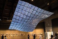Instalation: The Portait of Sakib Sabanci (tschnitzlein) Tags: venice italy biennale venedig arsenale 2015 fotowand tschnitzlein