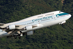Cathay Pacific 747-400 B-HKT (ColinParker777) Tags: trees mountain nature canon climb fly flying singapore pacific aviation air flight cx hills professional hong kong lap whitney 7d pro l boeing airways dslr airlines departure sq takeoff cathay hkg 747 sia kok chek pratt 744 cpa aviate 200400 747412 7d2 vhhh 7dmkii 7dmk2