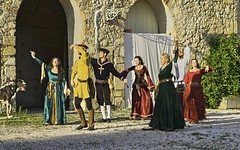 Dinner with the count of the Zrinski (malioli) Tags: show music heritage dinner canon dance costume actors europe play dancers croatia acting renaissance cro count noble hrvatska zrinski hostory ozalj frankopan peatrzrinksi katarinafrankopan performancesportraits