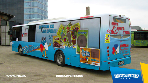 Info Media Group - Lutrija RS, BUS Outdoor Advertising, Banja Luka 01-2015 (2)