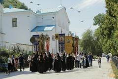 192. The Commemoration of the Svyatogorsk icon of the Mother of God / Празднование Святогорской иконы Божией Матери