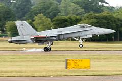 Finnish Air Force Hornet (DrAnthony88) Tags: aircraft finnishairforce raffairford boeingfa18chornet nikond810 modernmilitary havllv11 nikkor200400f4gvrii royalinternationalairtattoo2015 riat2015