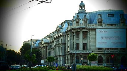 Bucharest - University