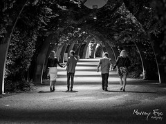 Symmetry (Muzfox) Tags: street people white black blackwhite holding hands couple candid streetphotography couples australia brisbane symmetry southbank queensland holdinghands