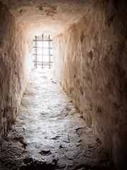 Thick Walls @ Castle Hohenstaufen (Sebastian Bayer) Tags: castle window fenster urlaub burg salzburgerland hohenstaufen