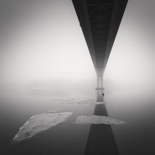 Bridge and Floes