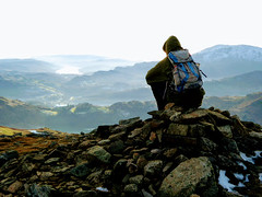 HAPPY NEW YEAR (pajacksonartist) Tags: happy new year serene peaceful lakedistrict lakedistrictbid lakeland landscape summit mountain mountains walking walker hiking hiker contemplation cumbria cumbrian england