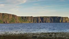 Living on top of the rocks (RIch-ART In PIXELS) Tags: uig isleofskye scotland leicadlux6 dlux6 leica ocean atlantic coast shore sea seaside rocks rockformation schotland unitedkingdom