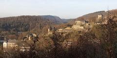 Schloss Sayn und Saynburg - Wandern auf dem Saynsteig
