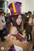 Caitlyn | League of Legends (PhakornS) Tags: bangkok krungthepmahanakhon thailand th krung thep maha nakhon cosplay costume tgs game show league legends caitlyn girl people